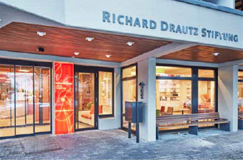 Richard Drautz Stiftung Eingang