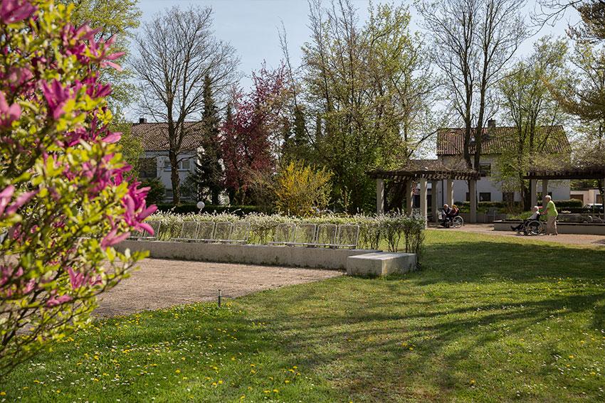Park der Stiftung