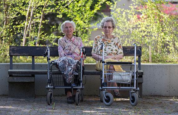 Seniorenflege